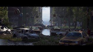 getlinkyoutube.com-Speed Level Design - Post Apocalyptic City - Unreal Engine 4