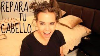 getlinkyoutube.com-ADIOS CABELLO MALTRATADO EN 30 MINUTOS♥   -Yuya