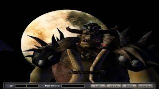 getlinkyoutube.com-Kinght Online efsane müziği-Orion-13 Adet Monster Staff-Dc Flash Test Etme