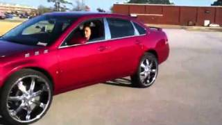 Artiz Impala on 24s