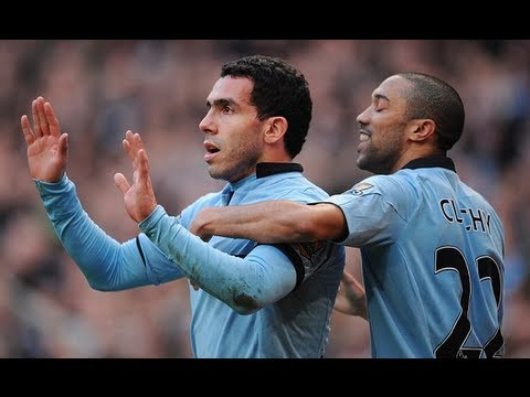 Manchester City 3-0 Watford | The FA Cup 3rd Round 2013