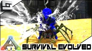 getlinkyoutube.com-ARK: Survival Evolved - HOW TO TAME A SPIDER BADLY! S2 Halloween Special Part 2 ( Gameplay )