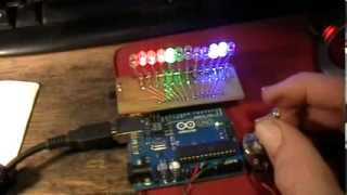 getlinkyoutube.com-Arduino: LED Twinkler: Basic Analog Input, Digital Output, PWM