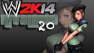 getlinkyoutube.com-Rivalries 20 / H2O Delirious (WWE 2K14 / Resident Evil Match)