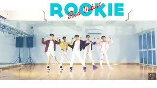 getlinkyoutube.com-Red Velvet 레드벨벳_Rookie_Dance Cover by Pr-nice from Vietnam