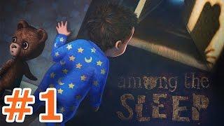 getlinkyoutube.com-ホラーゲーム - これは現実・・・?夢・・・? - Part1 - Among the Sleep 実況プレイ