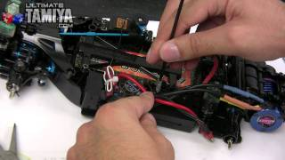 getlinkyoutube.com-Tamiya M06 Pro build pt 4 - Finishing touches