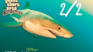 getlinkyoutube.com-GTA san : MOD Pets & Animals กว่าจะเจอก็ท้อใจ หาฉลาม ใน GTA (2/2)