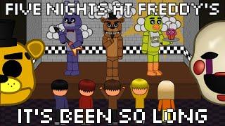 getlinkyoutube.com-It's Been So Long (FNaF2) animated (ENG/ESP/POR lyrics)