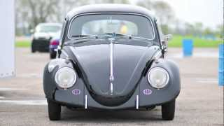getlinkyoutube.com-12 Second VW Beetle beats Porsche GT3
