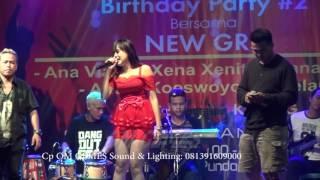 Ilang Roso   Xena Xenita [New GRS ~ Ultah AVL #2] [OM Gemes Sound Jogja    Kandangpitek T Shirt]