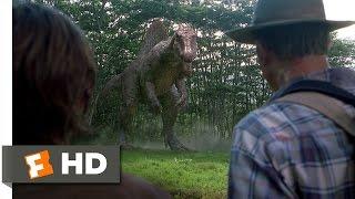 Jurassic Park 3 (7/10) Movie CLIP - A Broken Reunion (2001) HD