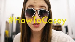 HOW TO CASEY NEISTAT A VLOG by Sara Dietschy