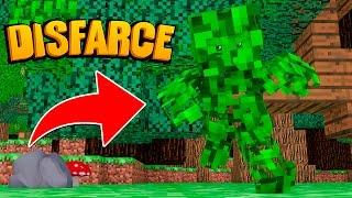 getlinkyoutube.com-Minecraft: DISFARCE DE FOLHA - (Esconde-Esconde)