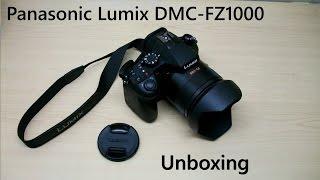 getlinkyoutube.com-Panasonic Lumix  DMC-FZ1000 (unboxing)