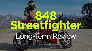 Long-Term Review: Ducati Streetfighter 848