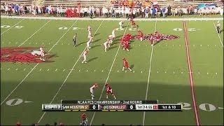 getlinkyoutube.com-2014 Sam Houston State at Jacksonville State