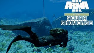getlinkyoutube.com-ArmA 3 Alpha | Scuba Showcase | Rambo With Flippers [HD]