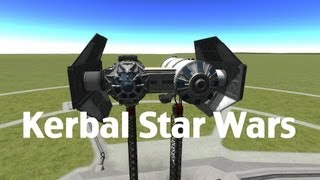 getlinkyoutube.com-Kerbal Space Program - Ships From A Galaxy Far Far Away