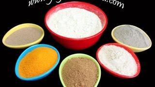 getlinkyoutube.com-Sunni Pindi - Bathing Powder with Aromatic and Indian Medicinal Herbs - Gayatrivantillu