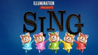Sing - SUPERCUT - all the clips and trailers (2016)