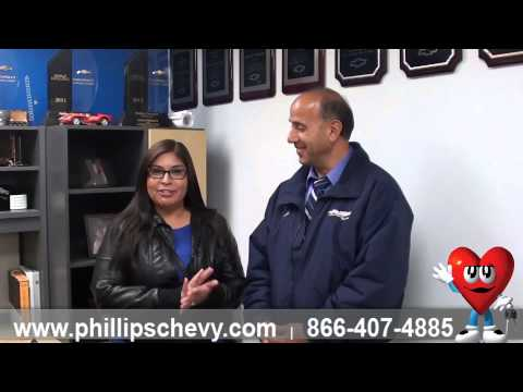 2014 Chevy Impala - Customer Review Phillips Chevrolet - Certified Used Car Dealer Sales Chicago