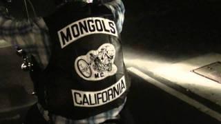 Mongols MC - Support The Black & White