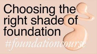 getlinkyoutube.com-Choosing The Right Shade Of Foundation - Lisa Eldridge