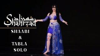 Shahrzad Shaabi and Tabla Solo