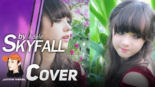 getlinkyoutube.com-Skyfall - Adele cover by 12 y/o Jannine Weigel