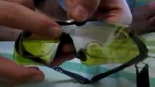 cara lepas pasang lensa kacamata OAKLEY QUANTUM ( taurusdistro ).MOV