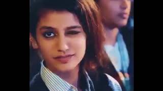 Priya Prakash warrior Odia version funny video with rahul gandhi