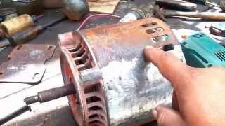 Reparación bomba agua