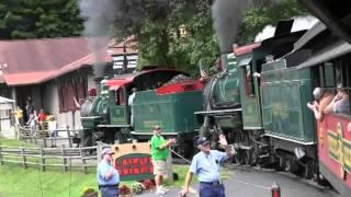 getlinkyoutube.com-Tweetsie Railroad Heritage Weekend 2014, part 4