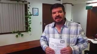 Presentan denuncia de hechos contra el alcalde Enrique Rivas