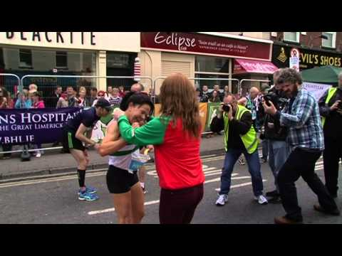 Great Limerick Run 2013 Marathon Highlights by O'Donovan Productions