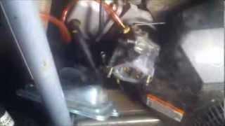 getlinkyoutube.com-LPG Propane Generator Spud in modification homemade DIY