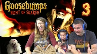 Goosebumps: JUMP SCARE - Night Of Scares GAME PLAY [3]
