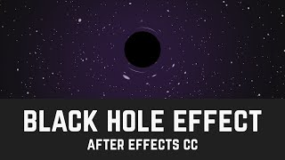 getlinkyoutube.com-T004 Black Hole Gravitational Lensing Effect in After Effects CC