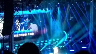 getlinkyoutube.com-170225  圭賢 KYUHYUN SOLO CONCERT in TAIPEI- 林俊傑-不為誰而作的歌