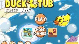 [썩쏘TV] 덕 텁 배틀 (Duck Tub Battle)