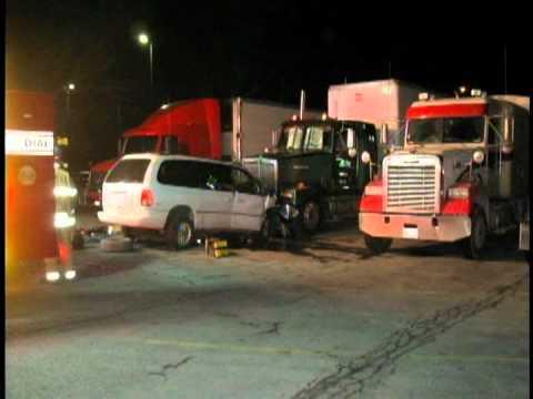 Accidente de Tractor en La Plata