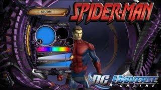 getlinkyoutube.com-DC Universe Online - Spider-Man Creation tutorial