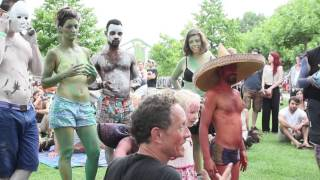 getlinkyoutube.com-2014 Bodypainting - Sommerwerft