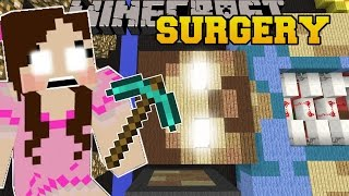 getlinkyoutube.com-Minecraft: HEROBRINE'S SURGERY - SURGEON SIMULATOR - Mini-Game [1]