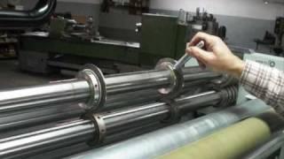getlinkyoutube.com-Cortadora-Rebobinadora Slitter-Rewinder LEMORAU CR-1000