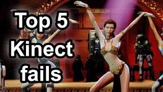 getlinkyoutube.com-Top 5 - Biggest Kinect fails