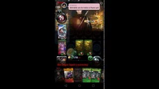 getlinkyoutube.com-Mabinogi Duel: Magician Jurh is scary sometimes