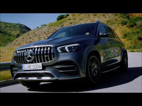2019 Mercedes-AMG GLE 53 4MATIC+ New High-Performance GLE