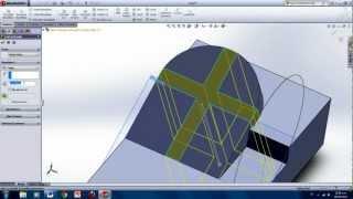 getlinkyoutube.com-Pieza Examen de Certificacion Solidworks CSWA